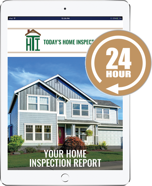 24 hr digital home inspection reports